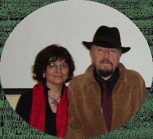 Ángeles Mora y Juan Carlos Rodríguez