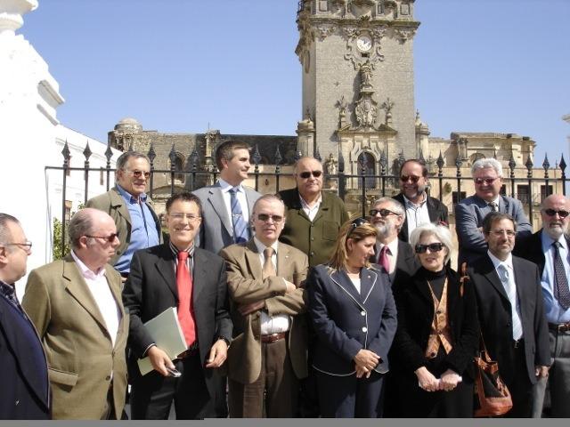 Arcos de la Frontera 2008 Jurado Premio Crítica