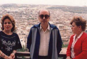 Enka. Miguel. Lola. Fez. 1985