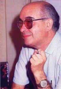 Miguel Fernández. Años 90