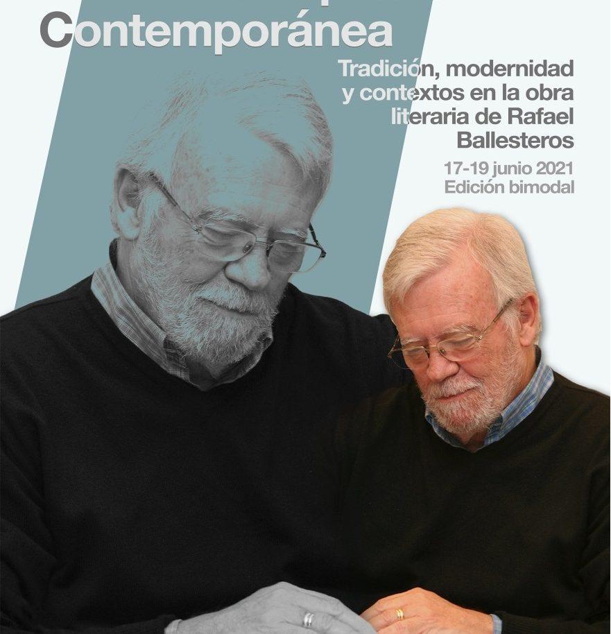 UN CONGRESO ANALIZA LA OBRA LITERARIA DE RAFAEL BALLESTEROS